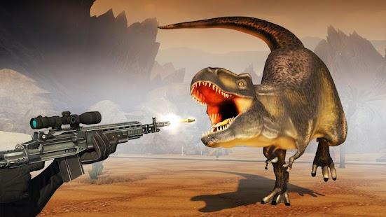 Dino Shooting: Sniper Hunt - náhled