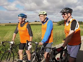 Photo: 2 cycle road leg...Bankfoot to Stockton