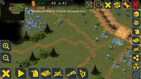 Redsun RTS Premium Mod Apk Download For Android and Iphone 5