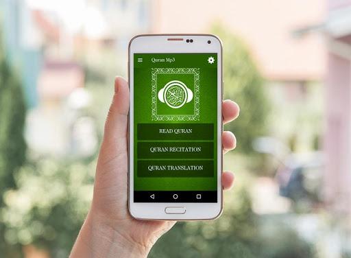 Full Quran MP3 - 50+ Audio Translation & Languages 3.4 screenshots 2
