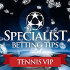 Specialist Betting Tips Tennis VIP icon