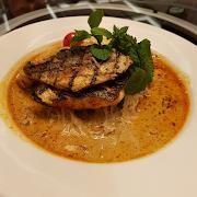 Assam Curry Sea Bass
