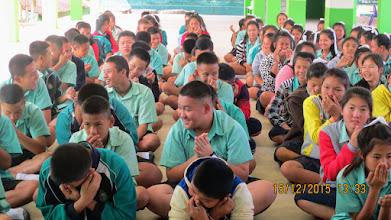 Photo: CHOTKUNAKASEM BAAN MUENGNGAM School, Tha Ton, Mae Ai district