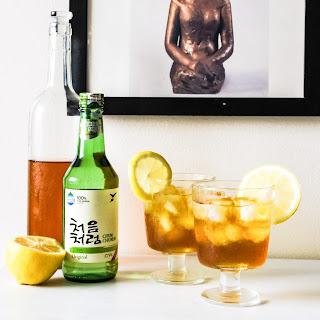 Korean Iced Tea Recipe