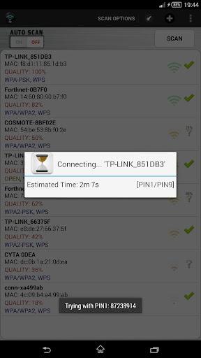 Wifi WPS Unlocker 2.3 screenshots 7