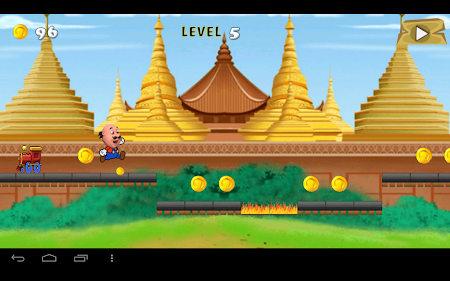 Motu Patlu Train Game 1.0 screenshot 506208