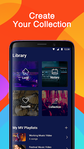 Free Music Player screenshot 3