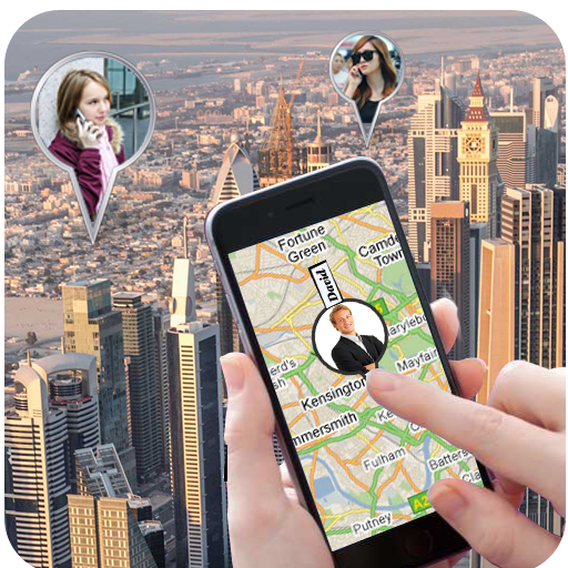 Mobile Number Location GPS- screenshot