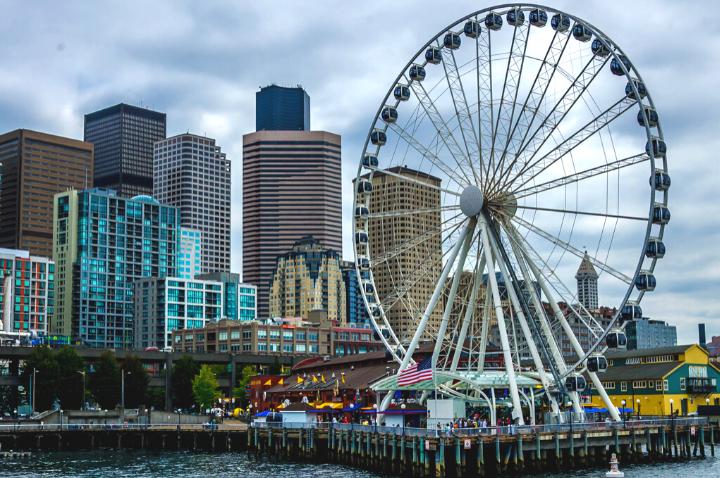 The Seattle Great Wheel