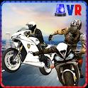 Road Pursuit Stunt Rash - VR Bike Racing icon