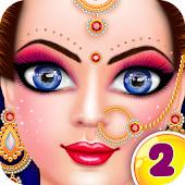 Indian Doll - Bridal Fashion Salon 2