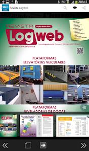 Revista Logweb screenshot 5