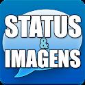 Imagens e Status Compartilhar icon