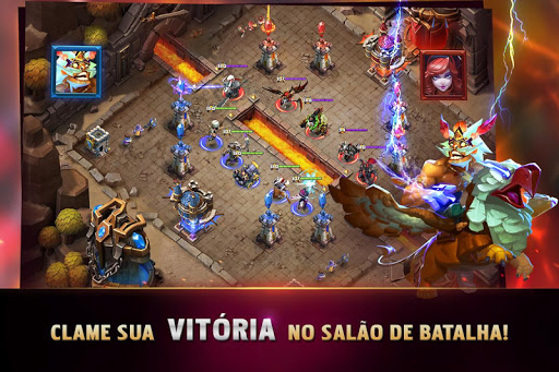 Clash of Lords 2: A Batalha apktram screenshots 18