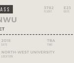 Afhaal van studentekaarte / Collection of student cards : NWU-Pukke