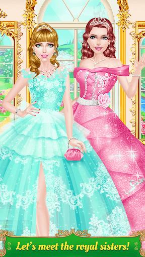 Princess Sisters - Royal Salon