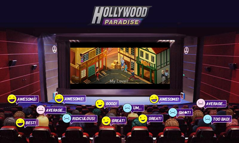 Hollywood Paradise- screenshot