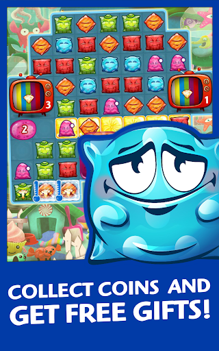 Dreamland Story: Toon Match 3 Games, Blast Puzzle modavailable screenshots 21