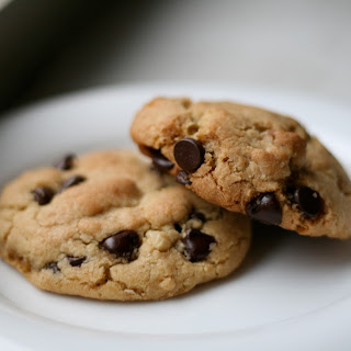 Big, Fat Chocolate Chip Cookies
