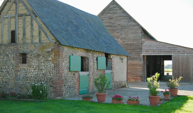 Property with garden Montreuil-l'Argillé