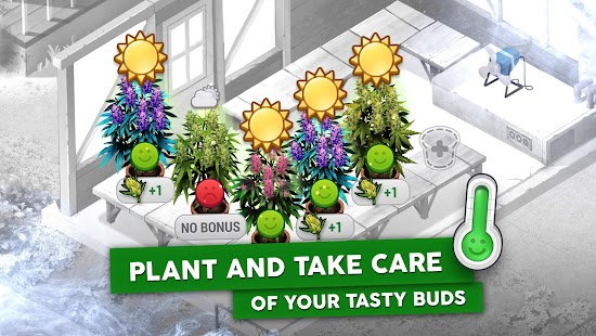Hempire - Weed Growing Game Android CPI Offer - Simulation