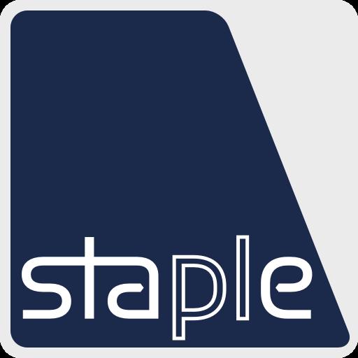 Staple リーダー 生產應用 App LOGO-APP試玩