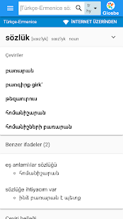 Ermenice-Türkçe Sözlük - náhled