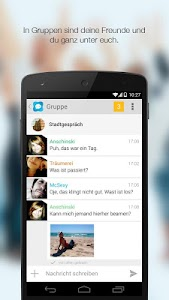 Quatscha.at Chat screenshot 2