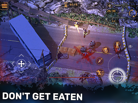DEAD PLAGUE: Zombie Outbreak Screenshot Image