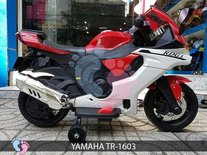 Xe moto điện thể thao Yamaha TR1603 16