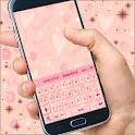Rosa feminino Keyboard icon