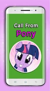 Little Sweet Pony Call You *OMG SHE ANSWERED* - náhled