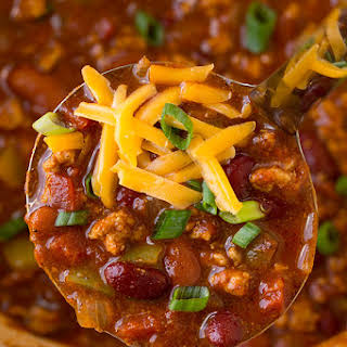 Turkey Chili.