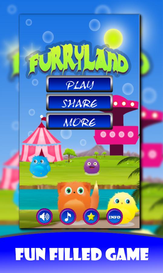 Furryland-Match-3-Game 16