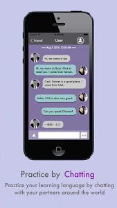 LeXchat - Make Foreign Friends screenshot 4