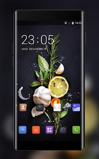 Theme for Gionee X1s Food Wallpaper - náhled