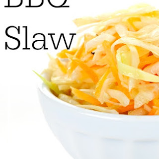 Barbecue Slaw.