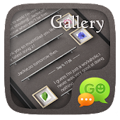 (FREE)GO SMS PRO GALLERY THEME
