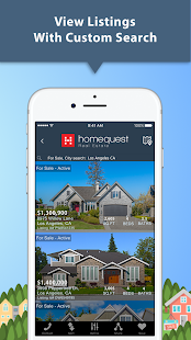 Homequest Real Estate - náhled