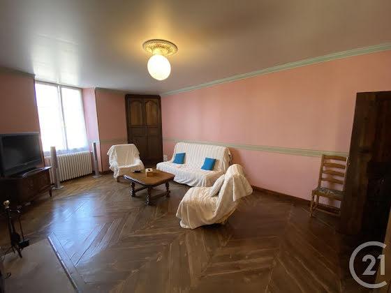 Vente maison 6 pièces 135,39 m2