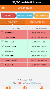 iSlimSolutions - Weight Lose Diet Plan- screenshot thumbnail
