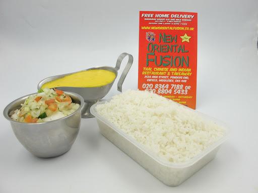 Plain Rice (v)
