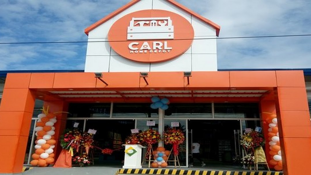 Carl Home Depot - Hardware Store in Descuatan infront of