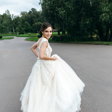 Wedding photographer Anna Sushkova (anich). Photo of 31.07.2018