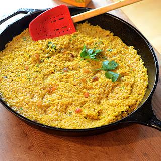 Yellow Rice.