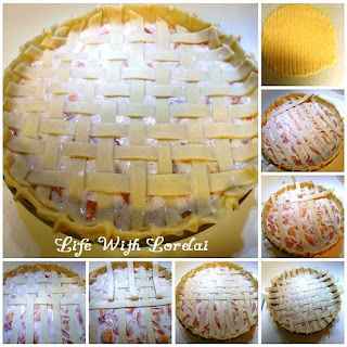 Non-Soggy Pie Crust