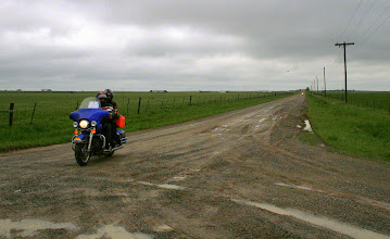 Photo: Wracamy na asfalt :)