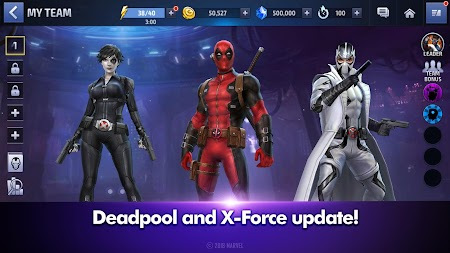 MARVEL Future Fight APK screenshot thumbnail 1