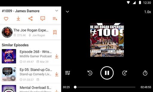 CastBox: Free Podcast Player, Radio & Audio Books 7.5.8-180107017 screenshots 7