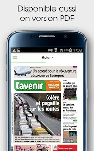 L'Avenir Journal - náhled